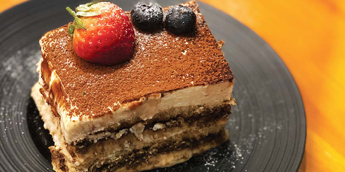 Tiramisu from Camino House in Bedok, Singapore