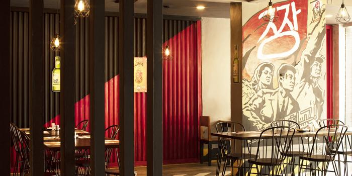 Interior 2 at Jjang Korean Noodle & Grill, Senopati