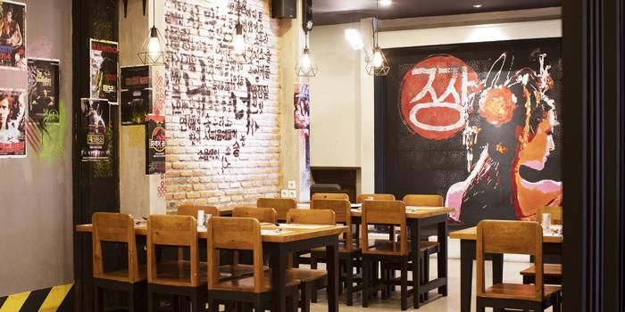 Interior 1 at Jjang Korean Noodle & Grill, Senopati