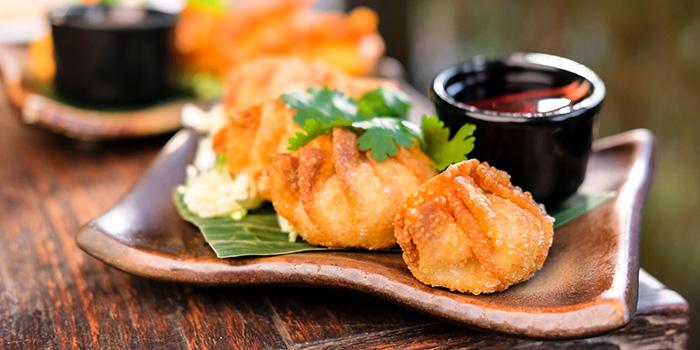 Fried Pork from Ginger Moon in Seminyak, Bali