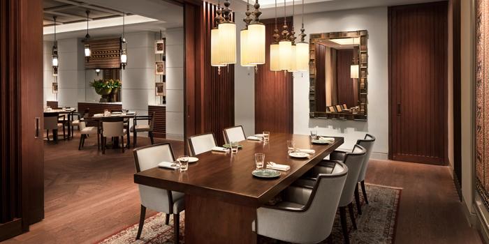 Interior 2 at Grand Cafe, Grand Hyatt Jakarta