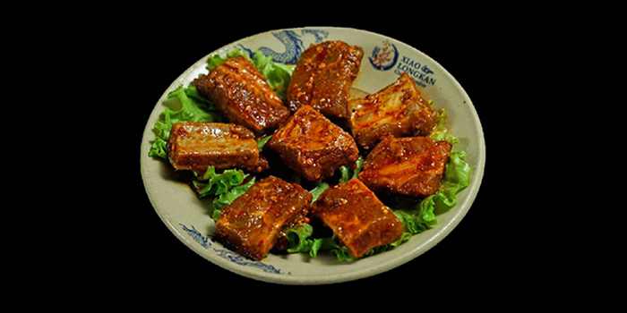 Spiced Pork With Soft Bone from Xiao Long Kan Hotpot (Bugis) at Bugis Junction in Bugis, Singapore