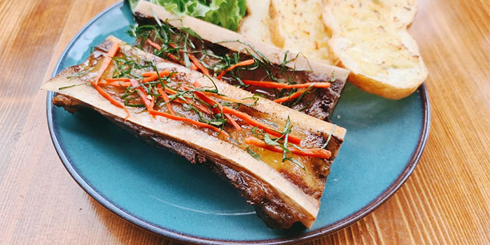 Beef Bone Marrow from Pratunam Market Place and Bar at Sunshine Plaza in Bugis, Singapore