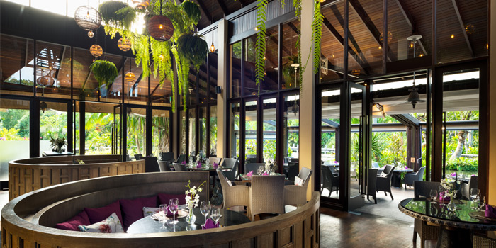 Ambiance of La Sala in Maikhao, Phuket, Thailand