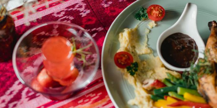 Dish 3 at KINA Senopati