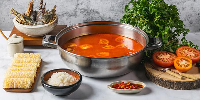 Healthy Fresh Tomato from COCA at Takashimaya in Orchard, Singapore