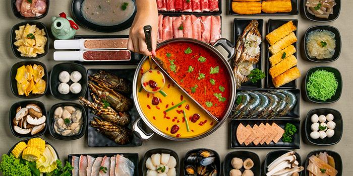 Premium Seafood Buffet from COCA at Takashimaya in Orchard, Singapore