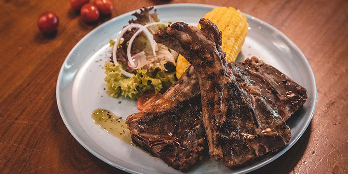 Lamb Chops from Boss Bistro & Bar in Holland Village, Singapore