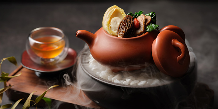 Kung Fu Soup Double from Man Fu Yuan in InterContinental Singapore in Bugis, Singapore