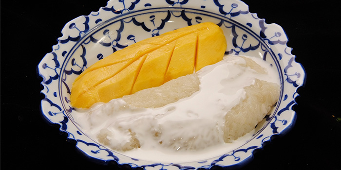 Mango Sticky Rice from Soi 44 in Dhoby Ghaut, Singapore