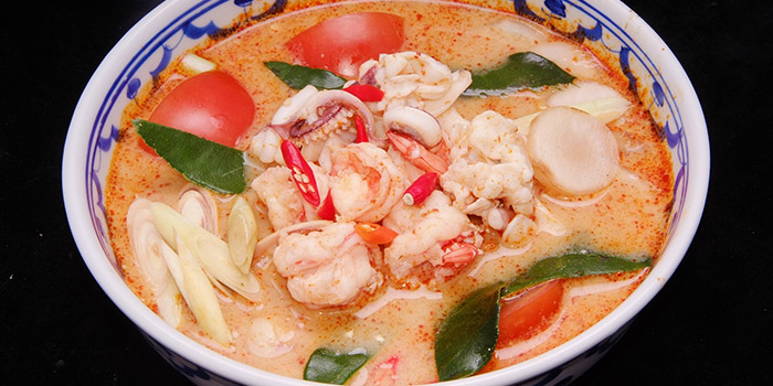 Seafood Tomyum Soup from Soi 44 in Dhoby Ghaut, Singapore