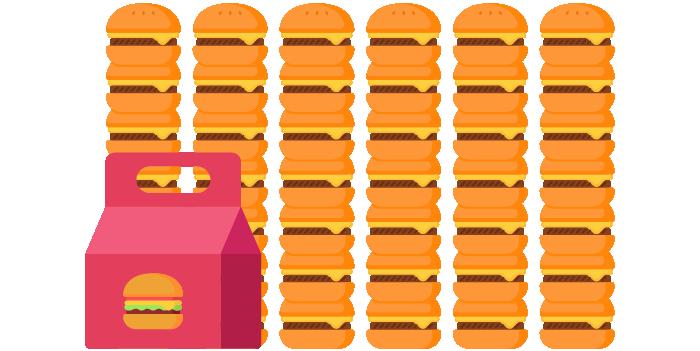 Burger Fact 2
