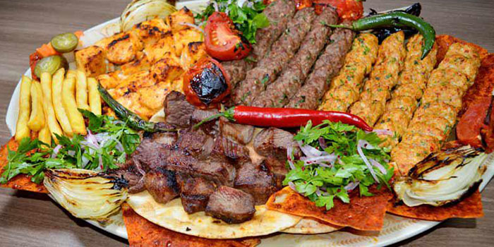 Mixed Grill from House of Kebab in Bugis, Singapore