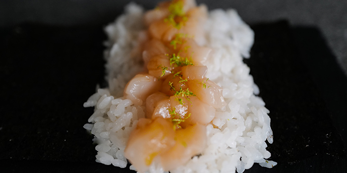 Hotate (Japanese Scallops, RAPPU