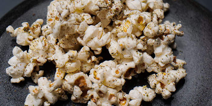 Furikake Popcorn from The Feather Blade Izakaya @ RAPPU in Duxton, Singapore