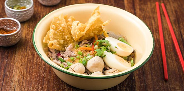 Sukothai from Folks Collective - The Vintage Shophouse (Cross Street) in Raffles Place, Singapore