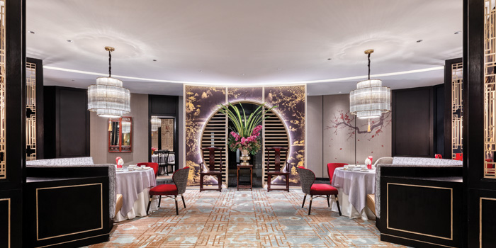 Ambience of The Silk Road at The Athenee Hotel, A Luxury Collection Hotel 61 Wireless Road, Lumpini, Pathumwan Bangkok