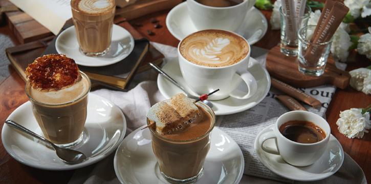 Signature Hot Coffee from Bangkok Trading Post Bistro & Deli at 59/1 Sukhumvit Soi 39 Klongton-Nua, Wattana Bangkok