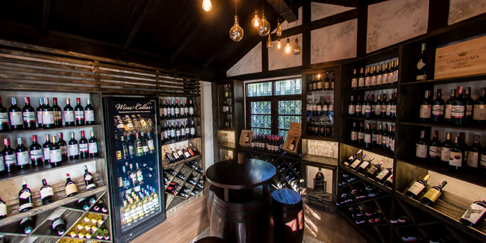 The Wine Room from Barolo Bangkok at 69 Soi Ekkamai 30, Khlong Tan Nuea, Wattana Bangkok