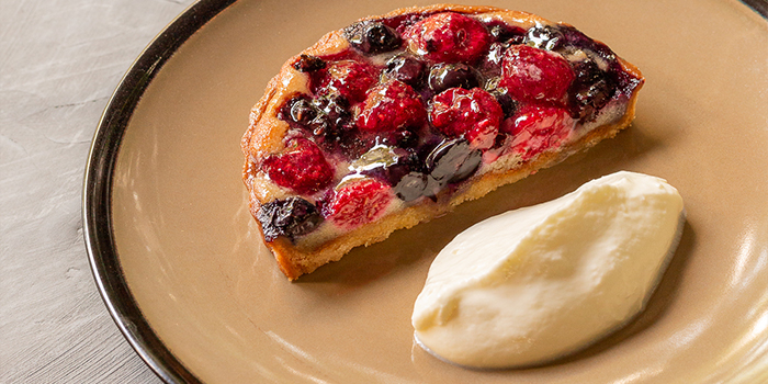Rum Berry Tart from Raw Kitchen Bar in Kallang, Singapore