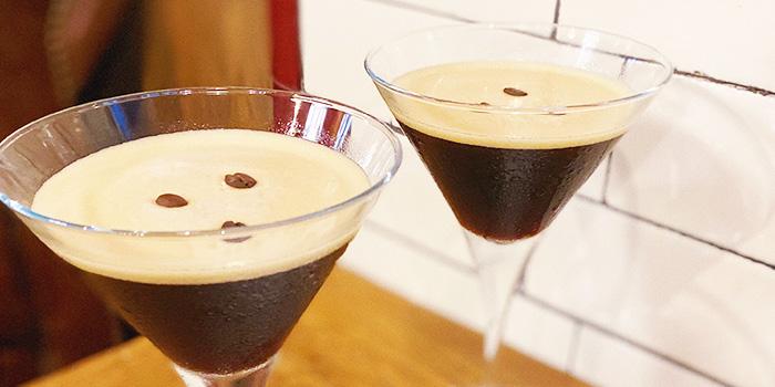 Espresso Martini from Jamie