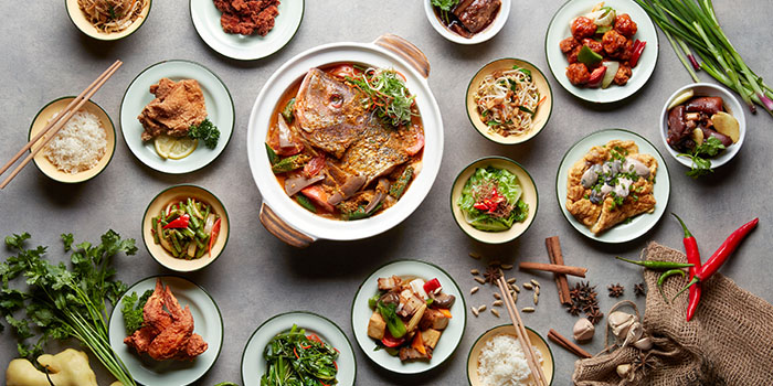 A la Carte Zi Char Buffet from Four Points Eatery at Sheraton Singapore Riverview in Robertson Quay, Singapore