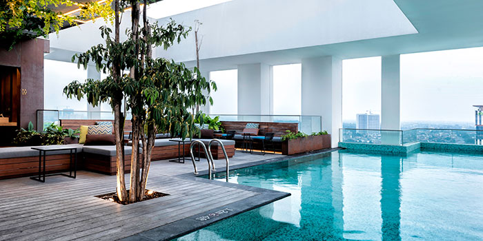 Southside Rooftop (Aloft South Jakarta)