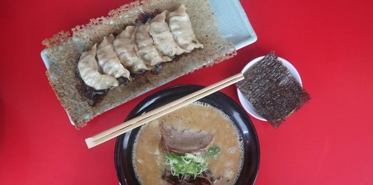 Ramen & Gyoza at Yoiko Ramen
