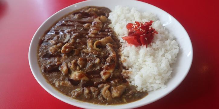 Chicken Curry Rice at Yoiko Ramen