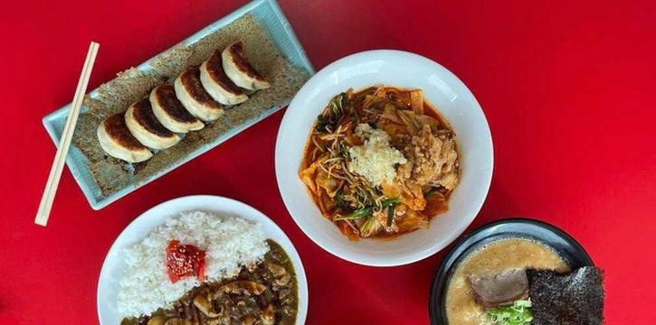 Assorted Dish 2 at Yoiko Ramen