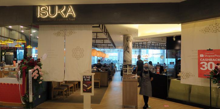 Interior 1 at Isuka, Pondok Indah Mall 1