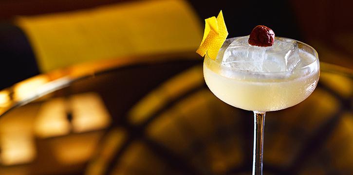 Cocktail Martini from Yellow Pot (Tanjong Pagar) in Tanjong Pagar, Singapore