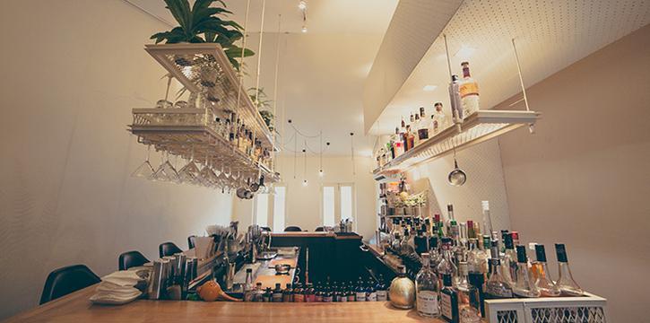 Bar Room from Bar Stories & Habibi-san in Bugis, Singapore