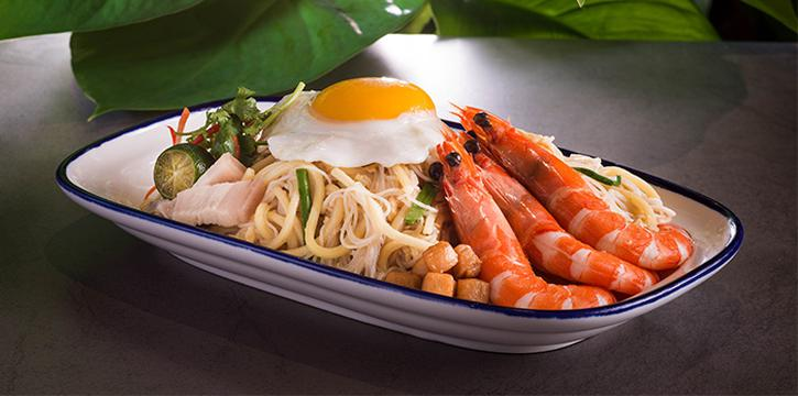 Sunshine Hokkien Mee from Feast Roxy at Grand Mercure Singapore Roxy in East Coast, Singapore