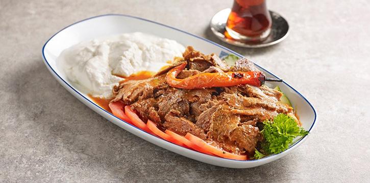 Izkender Kebab from Sofra Turkish Cafe & Restaurant in Bugis, Singapore