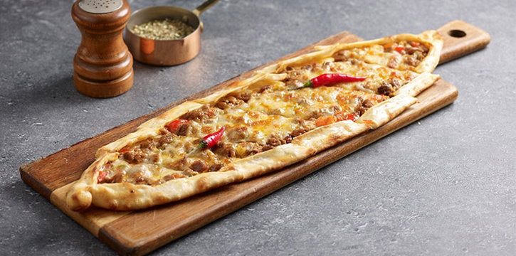 Turkish Pide from Sofra Turkish Cafe & Restaurant in Bugis, Singapore