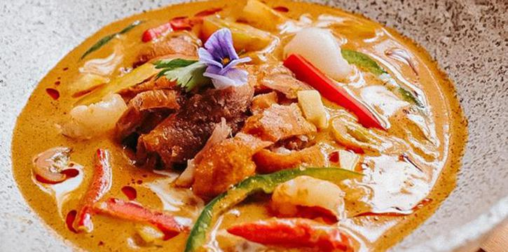 Red Duck Curry at The Garden (Pondok Indah Mall)