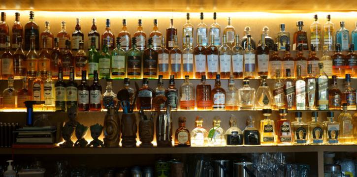Bar at Robot & Co