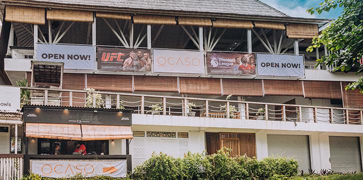 Exterior from Ocaso, Uluwatu, Bali