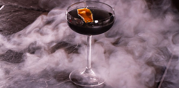 Carbontini at Charcoal by TDR at Raffles Jakarta