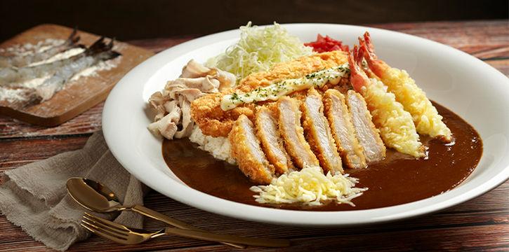 Monster Curry (Bugis)