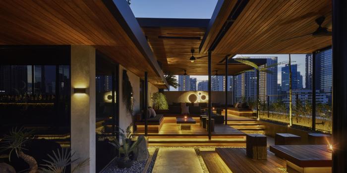 NORU Rooftop Lounge