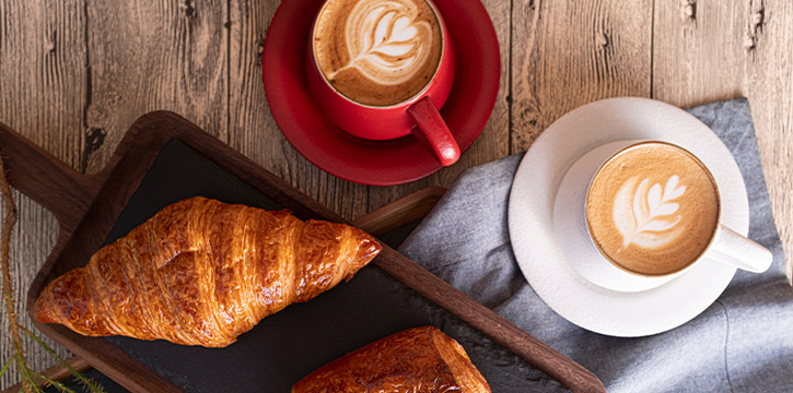 1 for 1 Coffee from Halcyon & Crane at Paragon Shopping Centre in Orchard, Singapore