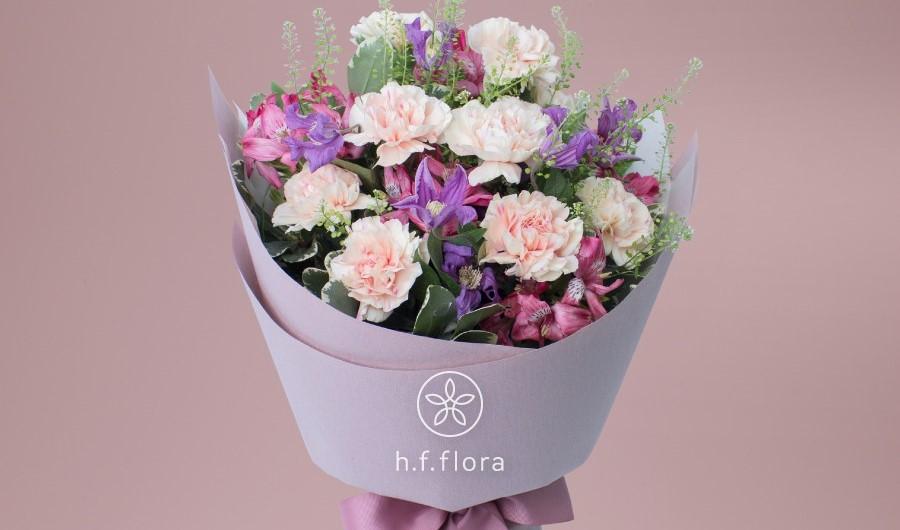 h.f.flora Flower