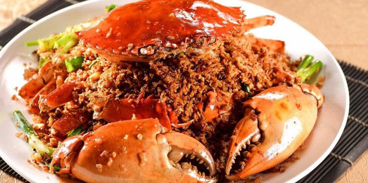 Hee Kee Crab General