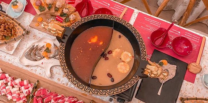 Chongqing Liuyishou Hotpot (Neo Soho)