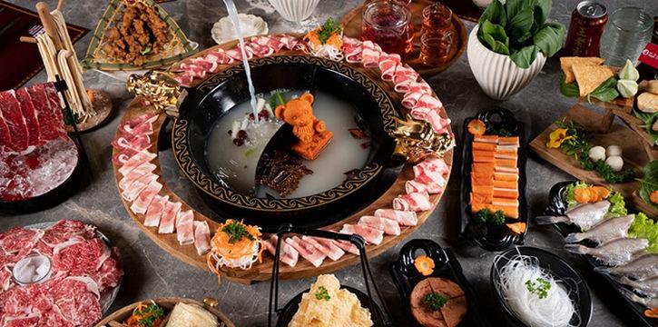 Chongqing Liuyishou Hotpot (Puri Indah Mall)