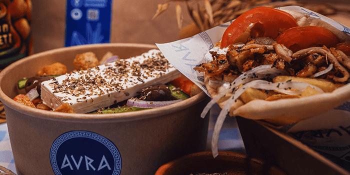 AVRA Greek & Georgian Restaurant