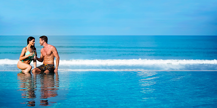 Infinity Beach Club (The Seminyak Beach Resort)