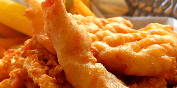 Fish & Chips from Greenwood Fish Market @ Bukit Timah in Bukit Timah, Singapore